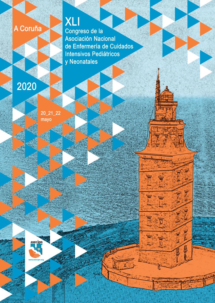 Cartel del XLI Congreso de ANECIPN